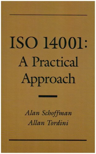 ISO 14001: A Practical Approach 9780841236356