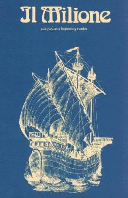 Il Milione Di Marco Polo: Adapted As A Beginning Reader 9780844280240