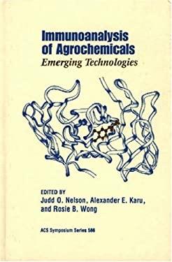 Immunoassays of Agrochemicals 9780841231498