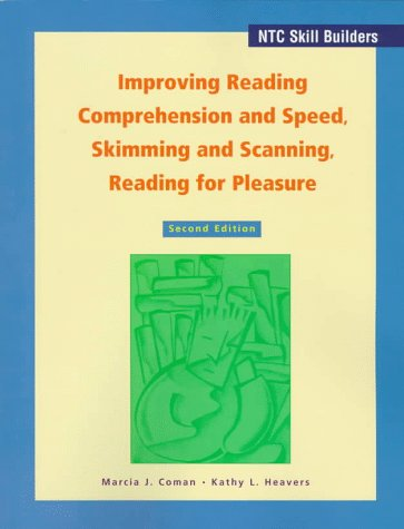 Improving Reading Comprehension and Speed 9780844258874