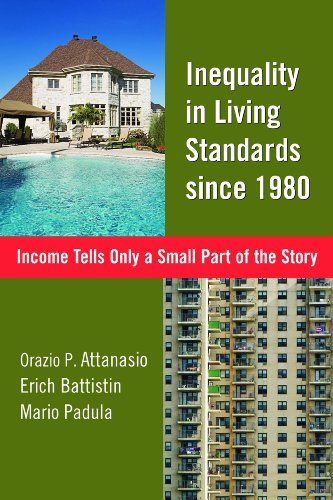 Inequality in Living Standards Since 1980: Income Tells Only a Small Part of the Story 9780844743660