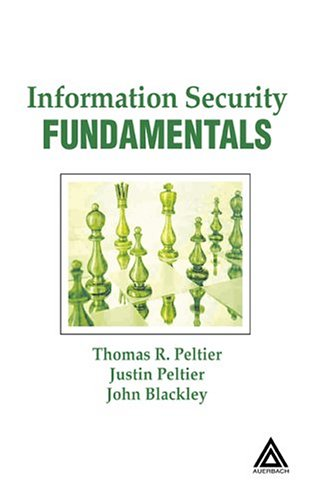 Information Security Fundamentals 9780849319570