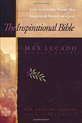 Inspirational Bible: Life Lessons from the Inspired Word of God