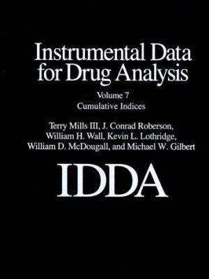 Instrumental Data for Drug Analysis, Second Edition, Volume VII 9780849381157