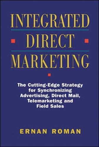 Integrated Direct Marketing 9780844233499
