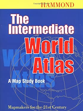 Intermediate World Atlas 9780843774665