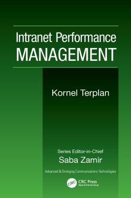 Intranet Performance Management 9780849392009