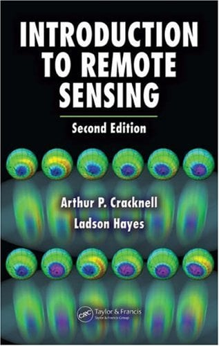 Introduction to Remote Sensing 9780849392559