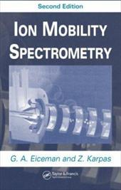 Ion Mobility Spectrometry [With CDROM] 3726767