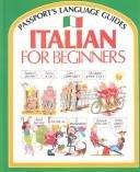 Italian for Beginners 9780844280592