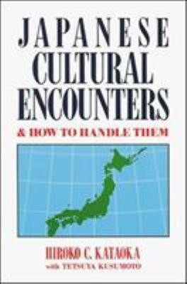 Japanese Cultural Encounters 9780844285313