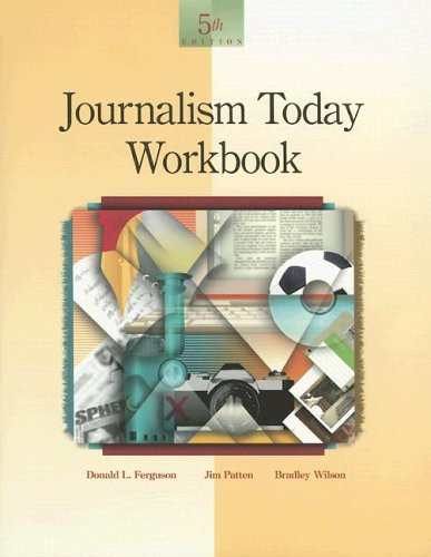 Journalism Today Workbook 9780844259765