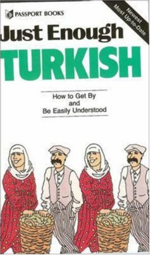 Just Enough Turkish 9780844295183