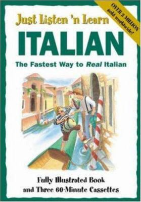 Just Listen 'n Learn Italian [With Paperback] 9780844295992