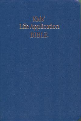 Kid's Life Application Bible-Nlt 9780842332927