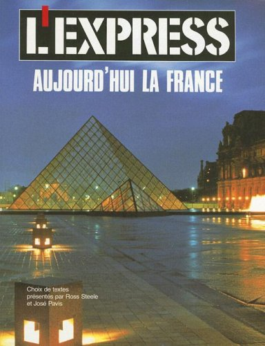 L' Express: Aujourd'hui la France 9780844212760