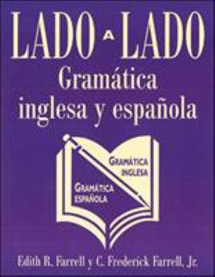 Lado a Lado Gramtica Inglesa y Espaola 9780844207995