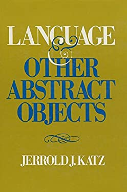 Language and Other Abstract Objects 9780847669127