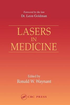Lasers in Medicine 9780849311468