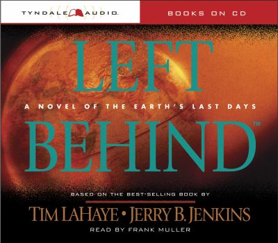 Left Behind: A Novel of the Earth's Last Days 9780842343237