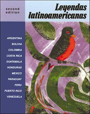 Leyendas Latinoamericanas 9780844272399