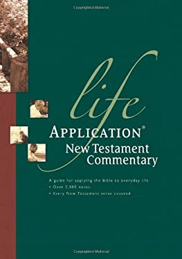 Life Application New Testament Commentary (Repkg) 9780842370660