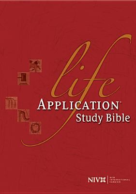 Life Application Study Bible-NIV 9780842348928