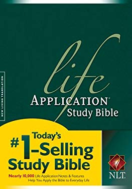 Life Application Study Bible-Nlt 9780842384933
