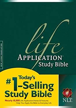 Life Application Study Bible-Nlt