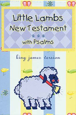 Little Lamb's New Testament with Psalms-KJV 9780840701060