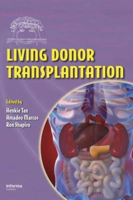 Living Donor Transplantation 9780849337666