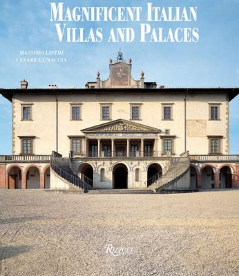 Magnificent Italian Villas and Palaces 9780847825912