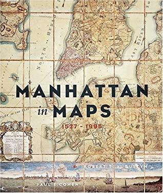 Manhattan in Maps: 1527-1995 9780847820528