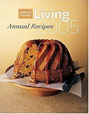 Martha Stewart Living Annual Recipes 9780848728229