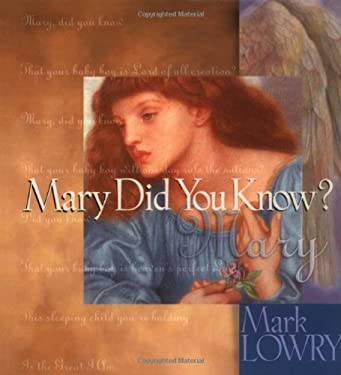Mary Did You Know? [With CD] 9780849954450