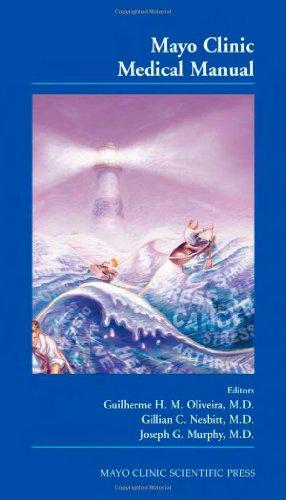 Mayo Clinic Medical Manual 9780849390876
