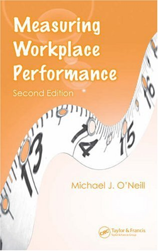 Measuring Workplace Performance 9780849358012