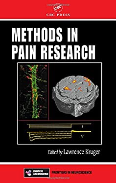 Methods in Pain Research 9780849300356