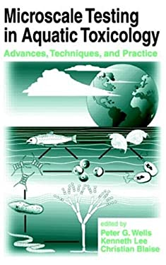 Microscale Testing in Aquatic Toxicology 9780849326264