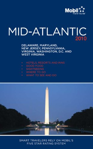 Mid-Atlantic Regional Guide 9780841614185
