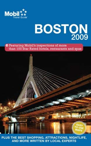 Mobil Travel Guide Boston 9780841607378