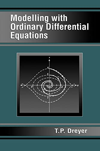 Modelling with Ordinary Differential Equations 9780849386367