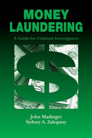 Money Laundering 9780849307102