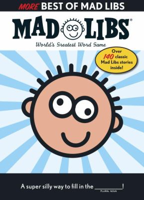 More Best of Mad Libs 9780843125498