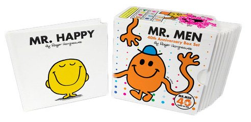 Mr. Men Box Set 9780843198355