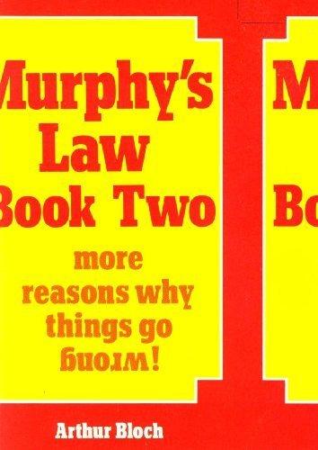 Murphy's Law #2: 7