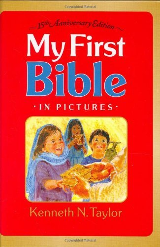 My First Bible in Pictures 9780842346337
