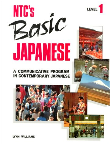 NTC's Basic Japanese Level 1, Student Edition 9780844284309