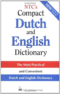 NTC's Compact Dutch and English Dictionary 9780844201016