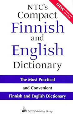 NTC's Compact Finnish and English Dictionary 9780844203256